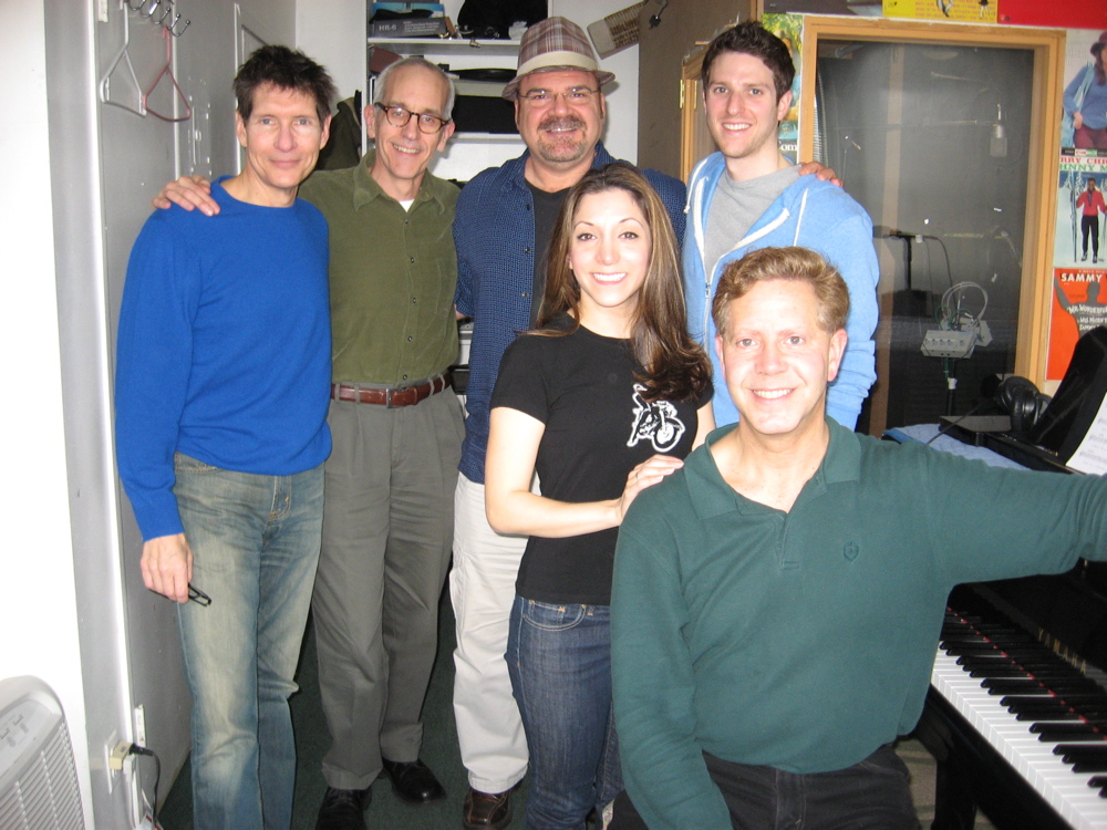 Herndon Lackey, Peter Brash, Gerard Allessandri, Christina Bianco, Nick Verina, Fred Barton